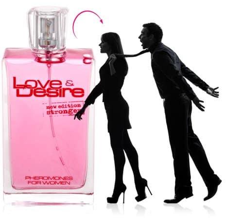 Damskie feromony Love&Desire